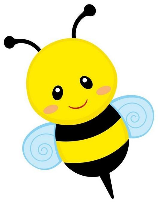 Bee clipart adorable.  cute diy ideas
