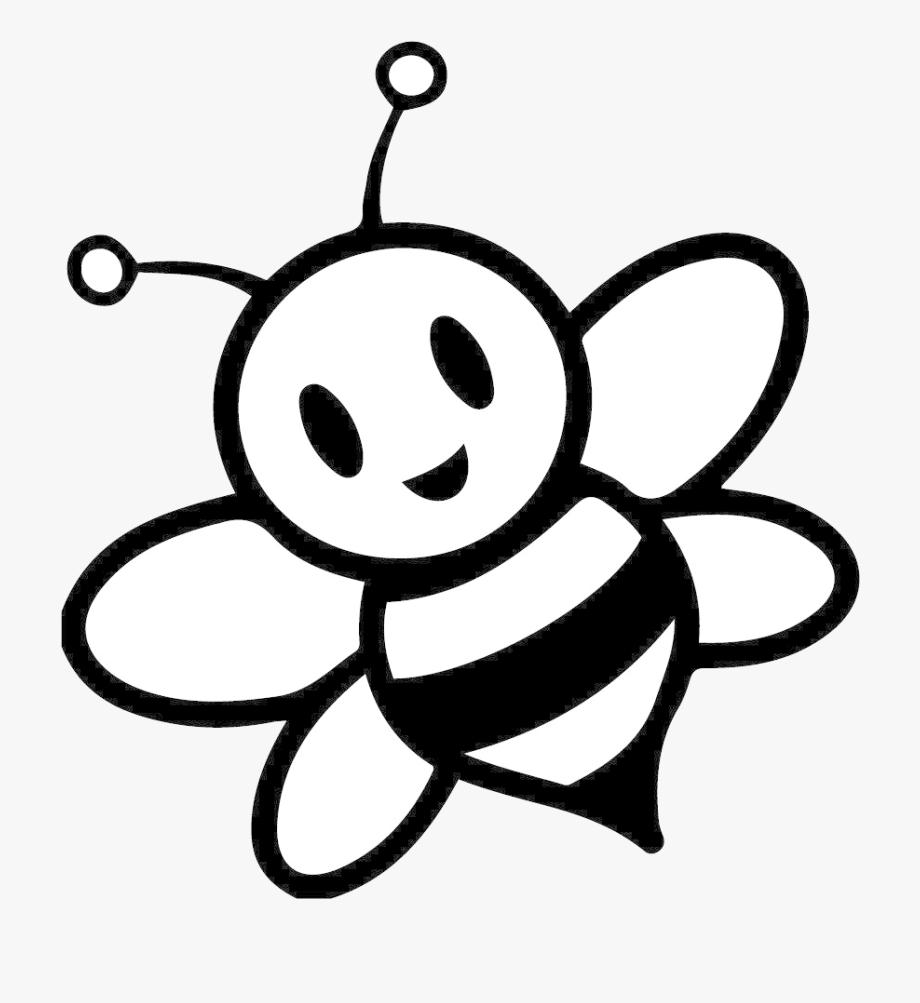 Wallpaper hd images honey. Bee clipart black and white