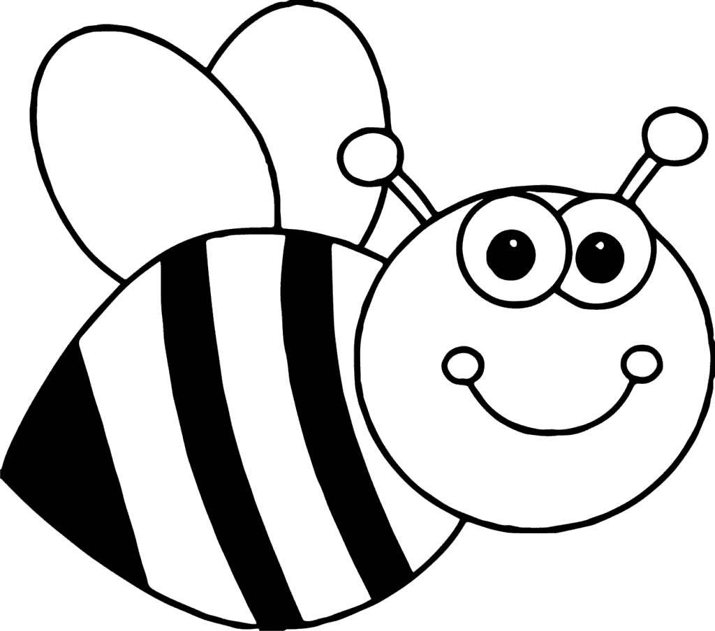 Bee clipart black and white. Super honey best of