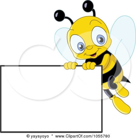 Spelling bee panda free. Bees clipart boarder
