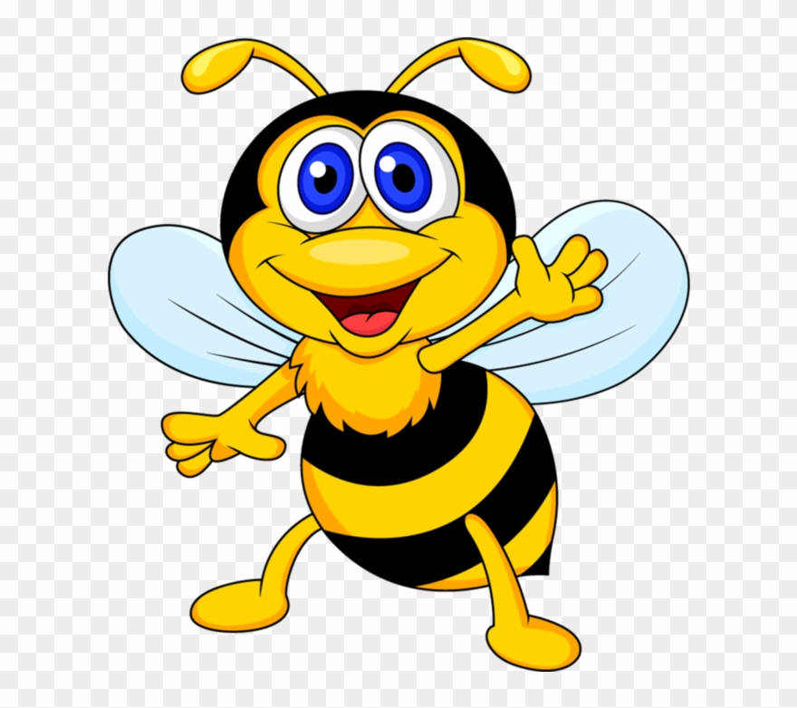 cards pictures. Clipart bee cartoon