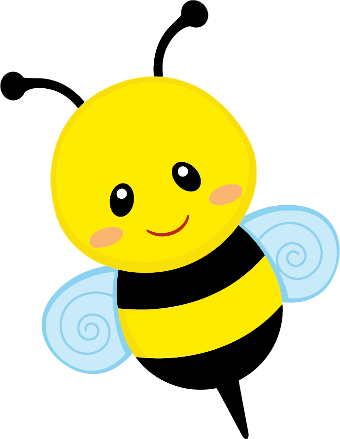 Bumblebee clip art bees. Bee clipart clear background