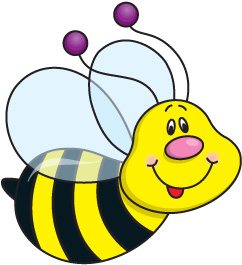 Bees clipart clip art. Bee bumble free all
