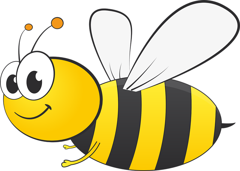 Free download clip art. Kids clipart bee