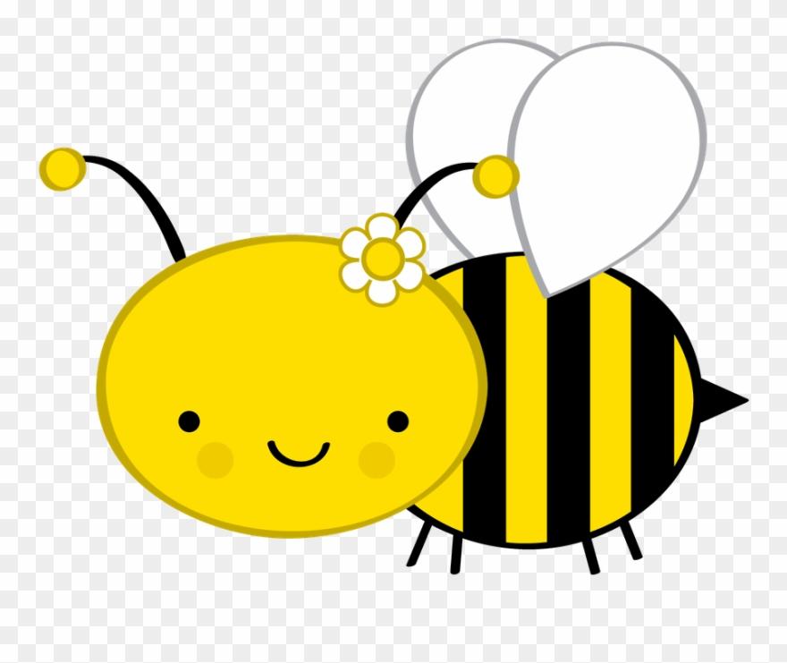 Bee clipart cute. Abelhinhas minus already felt