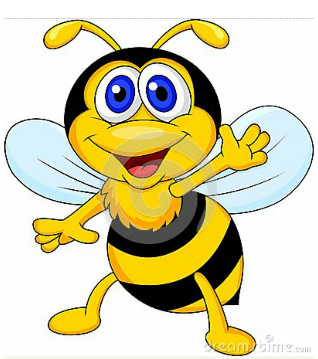 Pin by susan zavisho. Bee clipart cute