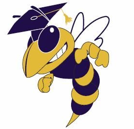All night grad committee. Bees clipart graduation