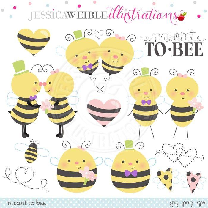 Bee clipart graduation. Meant digital jw illustrations