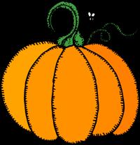 Bees clipart halloween. Free pumpkin clip art
