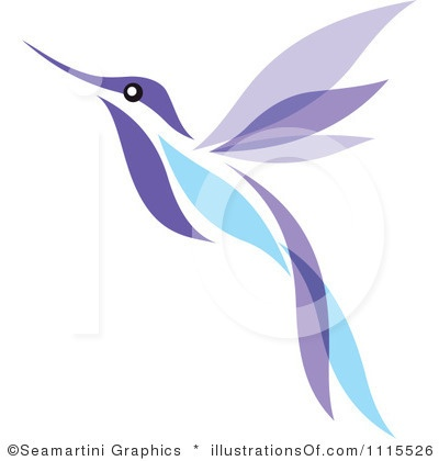 best images on. Bee clipart hummingbird