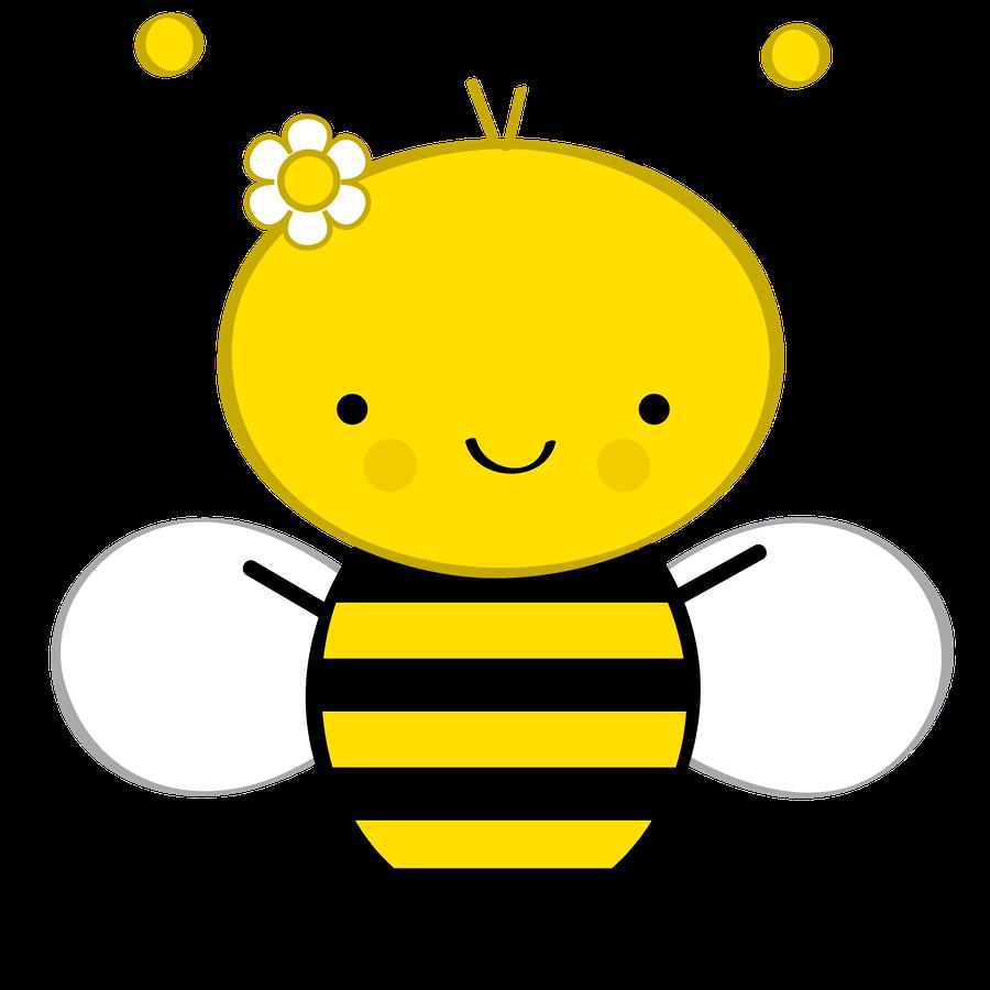 Bees clipart transparent background. Abelhinhas minus x l