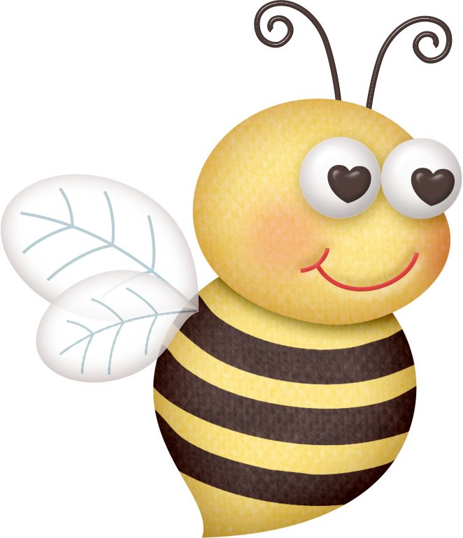 best bumble bee. Bees clipart ladybug