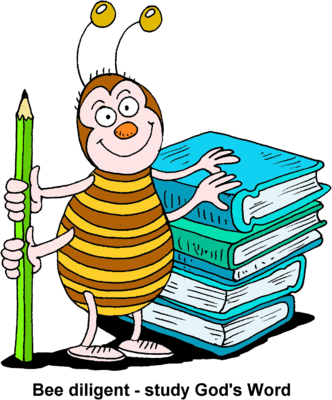 Bee clipart pencil. Image holding with two