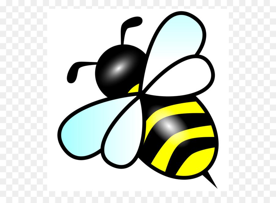 Bee clipart pollinator. Clip art honey png