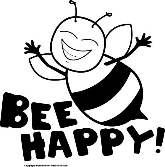 Free bee click to. Criminal clipart happy