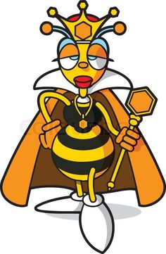 Bees clipart queen bee. Image result for pinterest