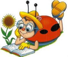 Bees clipart reading.  collection of bee