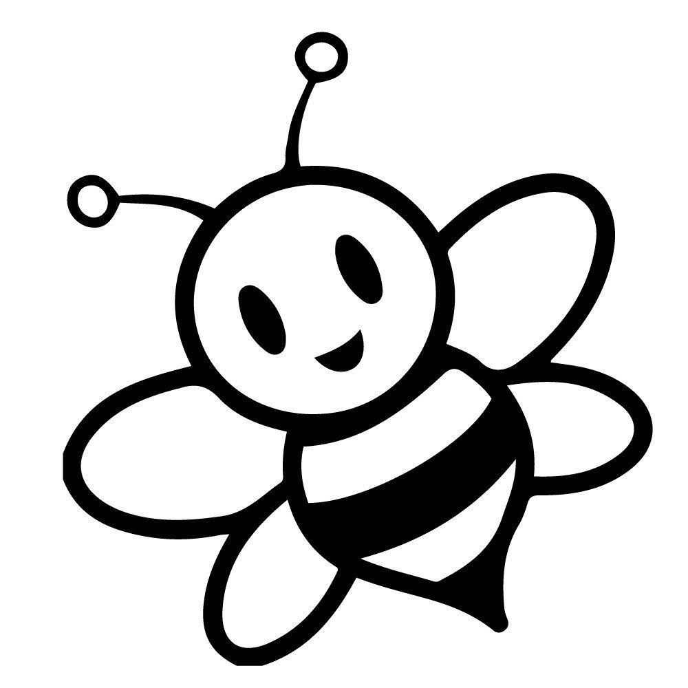 Beehive at getdrawings com. Bee clipart silhouette