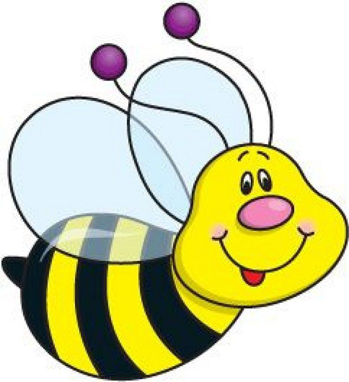best abejitas infantiles. Bees clipart spring