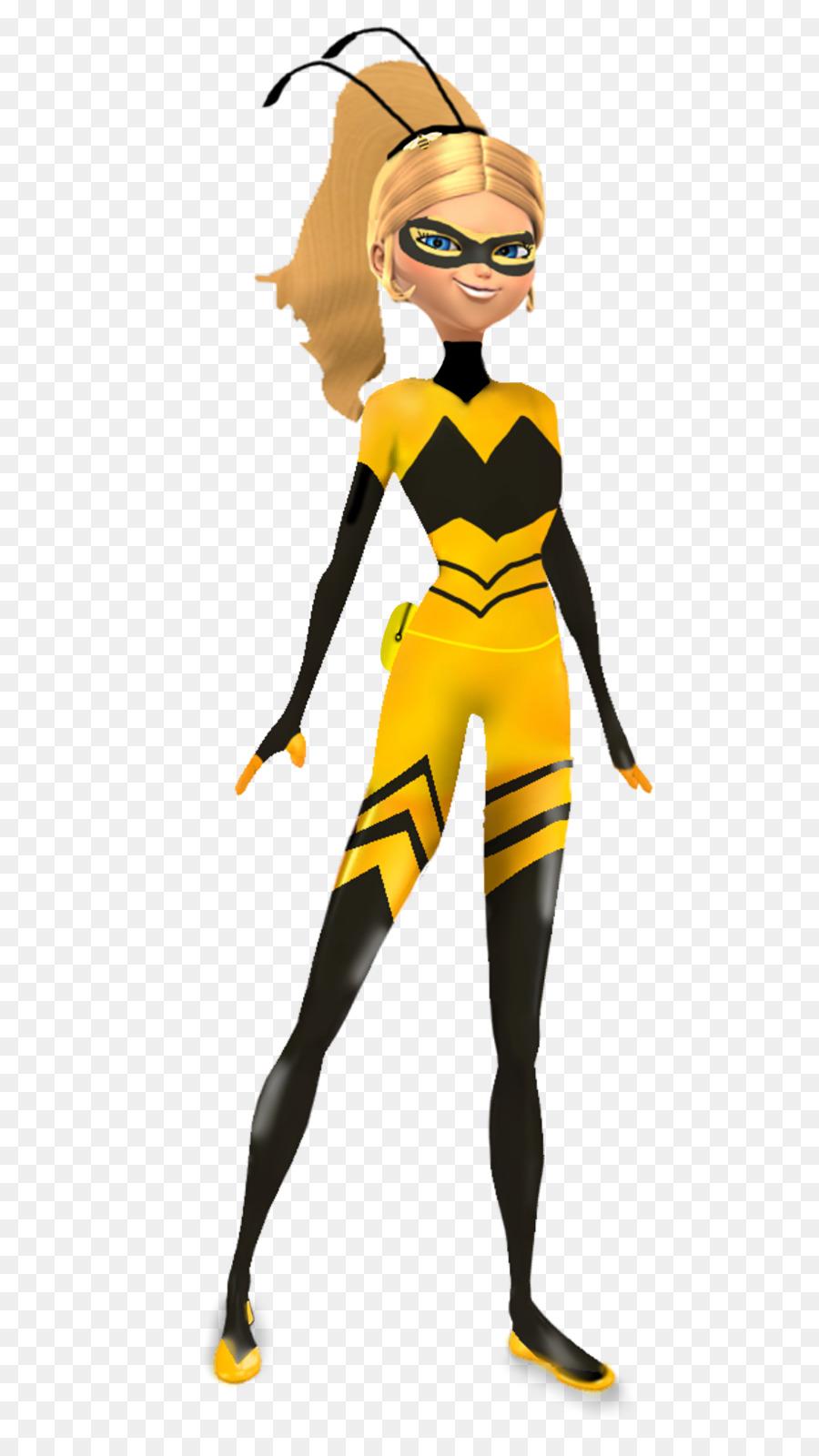 Queen bee insect beehive. Bees clipart superhero