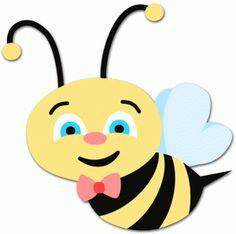 Clip art for teachers. Bee clipart teacher