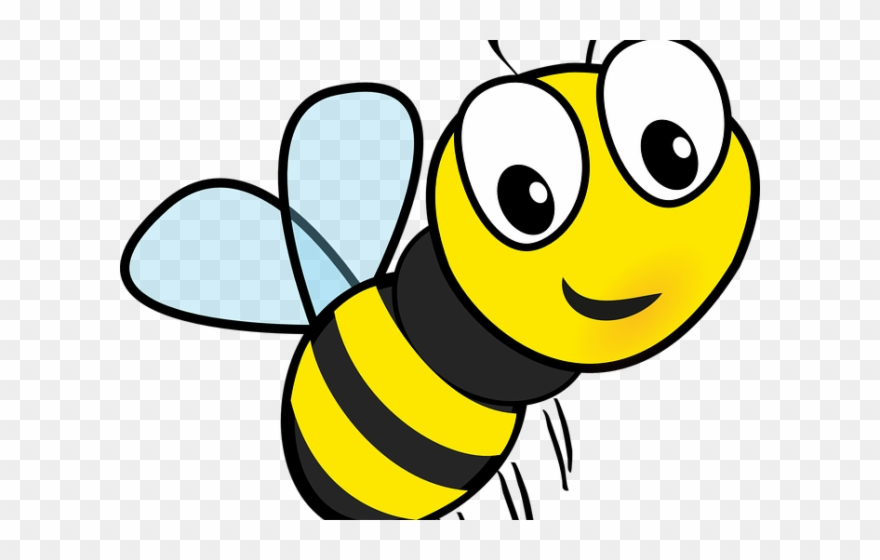 Bee clipart transparent background. Pollination honey