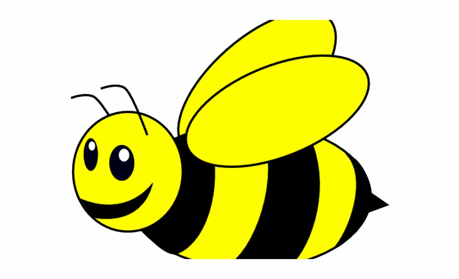 Bees bumble . Bee clipart transparent background