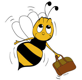 collection of high. Bee clipart worker bee