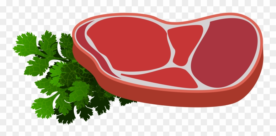 Svg freeuse library steak. Beef clipart