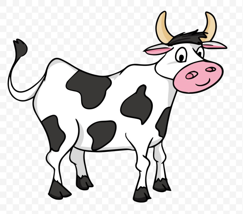 Cartoon cattle clip art. Beef clipart animated