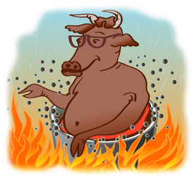 Beef clipart cooked meat. Science of cooking braising