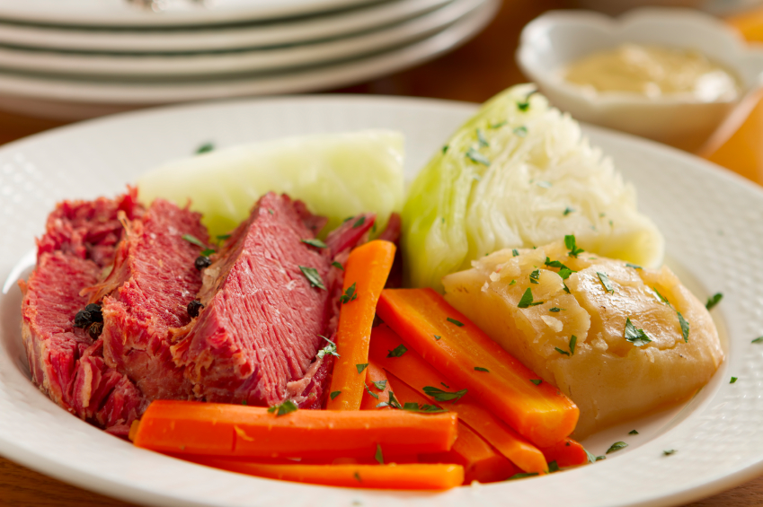 Beef clipart corned beef. Dinner sold out