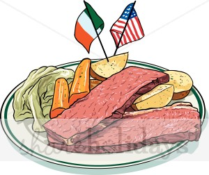 Corned Beef Clipart