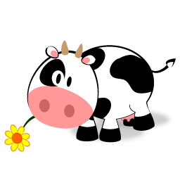beef clipart cute