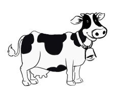 Beef Cow Clipart