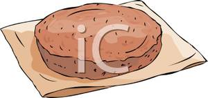 Patty royalty free picture. Beef clipart ground beef