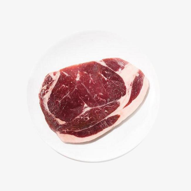 Product real shot chart. Beef clipart ribeye steak