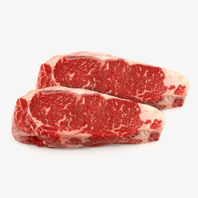 Imported sirloin red meat. Beef clipart ribeye steak