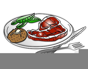 Beef clipart steak. Dinner free images at