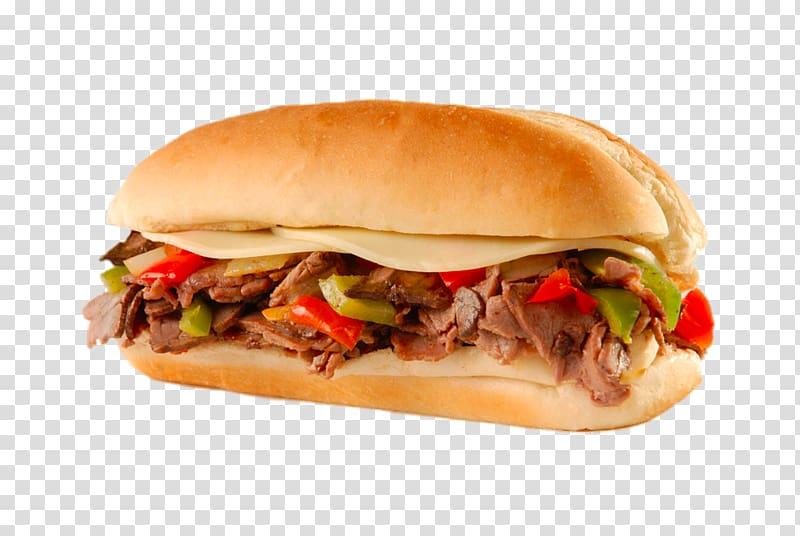 Hamburger cheesesteak submarine . Beef clipart steak sandwich