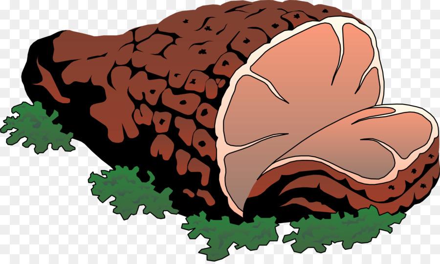 Christmas ham roast clip. Beef clipart steak sandwich
