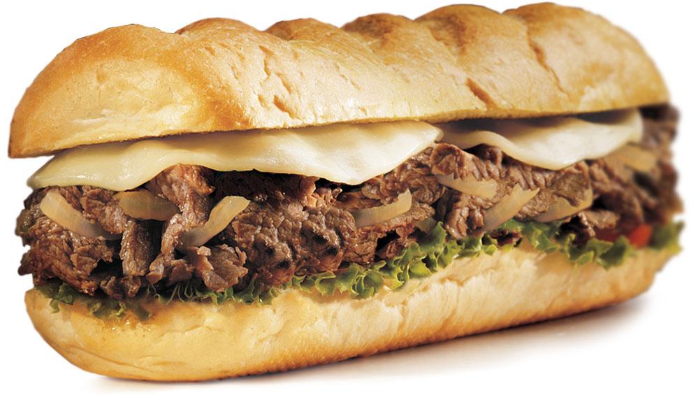 Beef clipart steak sandwich. Order food online marinos