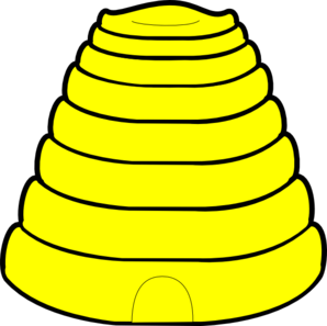 Clip art at clker. Beehive clipart