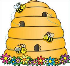 Beehive clipart. Free