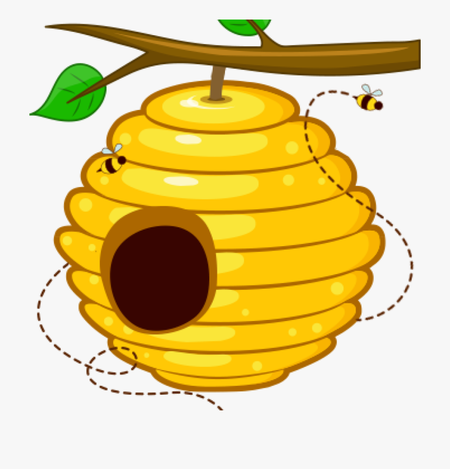 Beehive at getdrawings free. Honeycomb clipart clip art