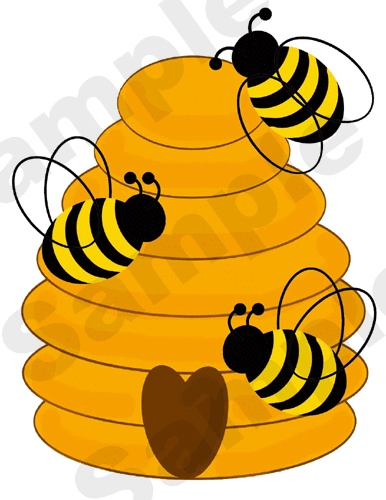 Hive free download best. Honeycomb clipart bee nest