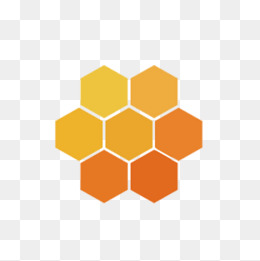 Png vectors psd and. Honeycomb clipart beehive shape