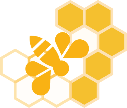 Find out more about. Honeycomb clipart beehive shape