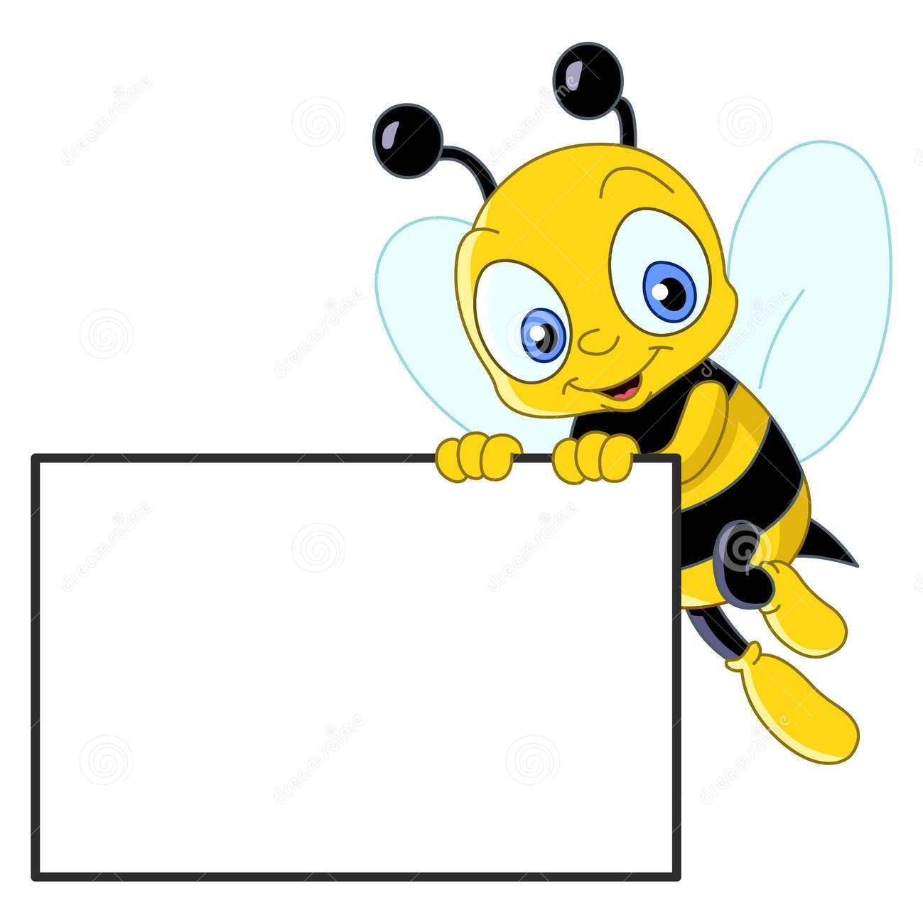 Dreamstime com bee frame. Bees clipart borders