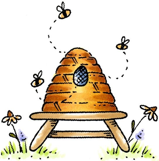 Hive clip art yahoo. Bee clipart beehive